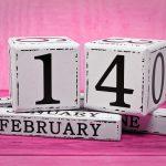 מי זוכר מה התאריך של יום האהבה השנה