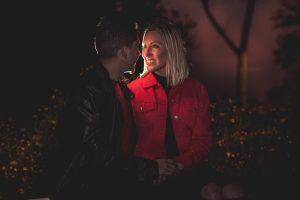 חשיבות של מגע בין בני זוג